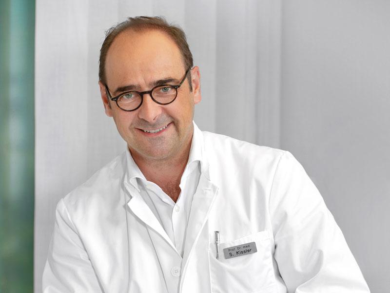 Prof. Dr. med. Stefan Georg Kissler